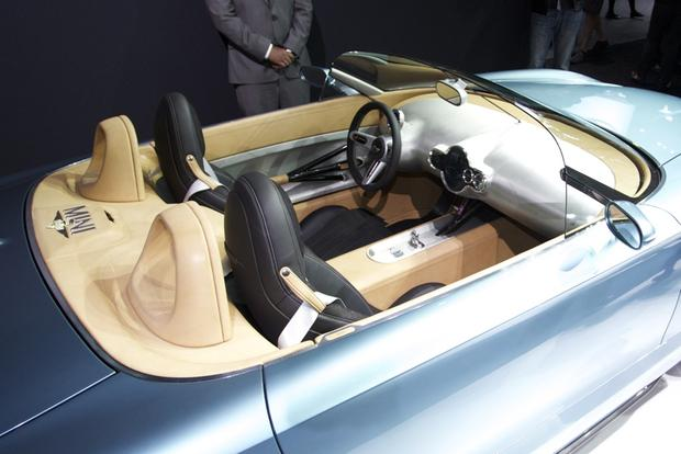 MINI Superleggera Vision Concept: LA Auto Show featured image large thumb6