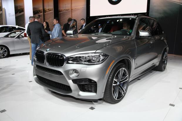 2015 BMW X5 M and 2015 BMW X6 M: LA Auto Show featured image large thumb1