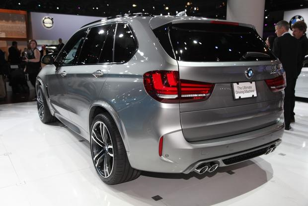 2015 BMW X5 M and 2015 BMW X6 M: LA Auto Show featured image large thumb3