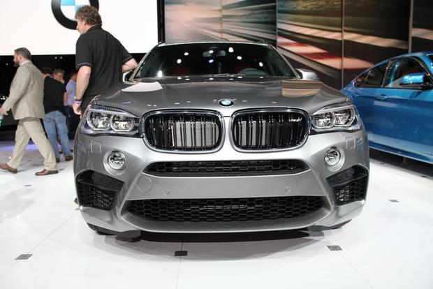 2015 BMW X5 M and 2015 BMW X6 M: LA Auto Show featured image large thumb4