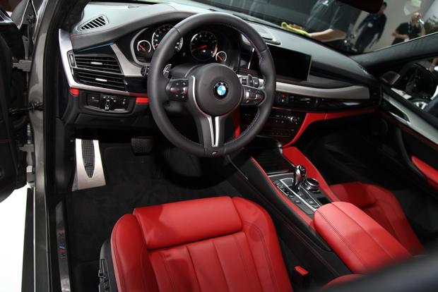 2015 BMW X5 M and 2015 BMW X6 M: LA Auto Show featured image large thumb6
