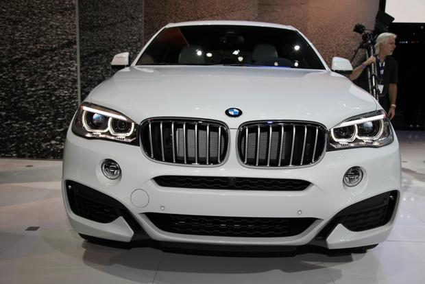 2015 BMW X5 M and 2015 BMW X6 M: LA Auto Show featured image large thumb8