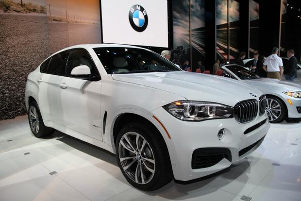 2015 BMW X5 M and 2015 BMW X6 M: LA Auto Show featured image large thumb9