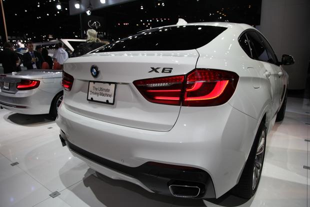 2015 BMW X5 M and 2015 BMW X6 M: LA Auto Show featured image large thumb11