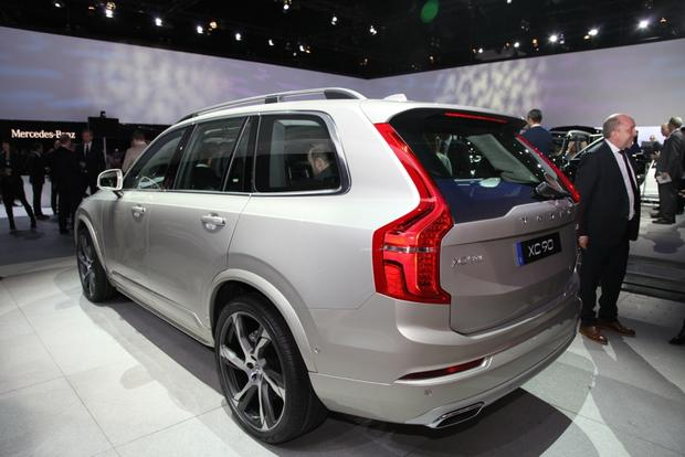 2015 Volvo XC90: LA Auto Show featured image large thumb0