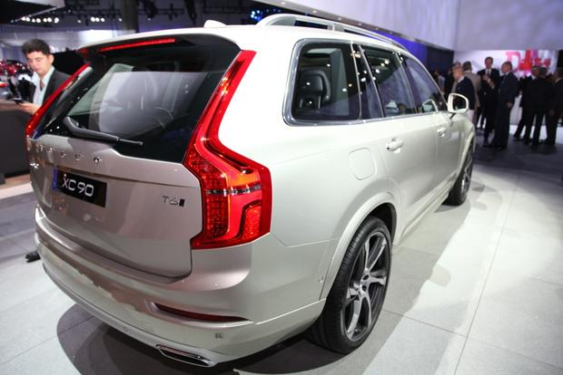 2015 Volvo XC90: LA Auto Show featured image large thumb2