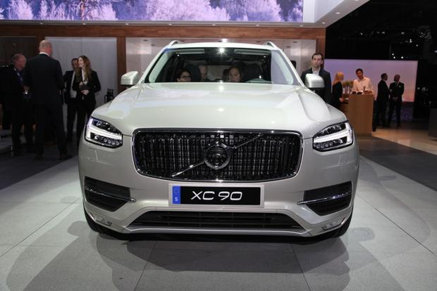 2015 Volvo XC90: LA Auto Show featured image large thumb4