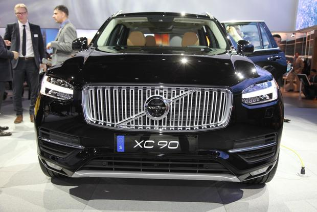2015 Volvo XC90: LA Auto Show featured image large thumb6
