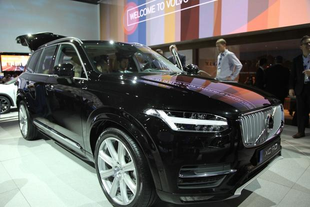 2015 Volvo XC90: LA Auto Show featured image large thumb7