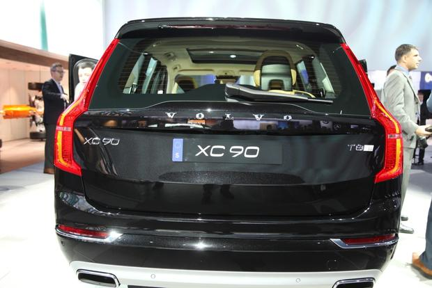 2015 Volvo XC90: LA Auto Show featured image large thumb8
