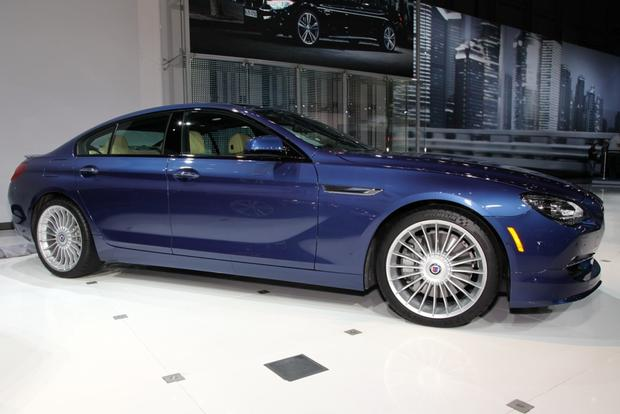 2015 BMW Alpina B6 Gran Coupe: New York Auto Show featured image large thumb0