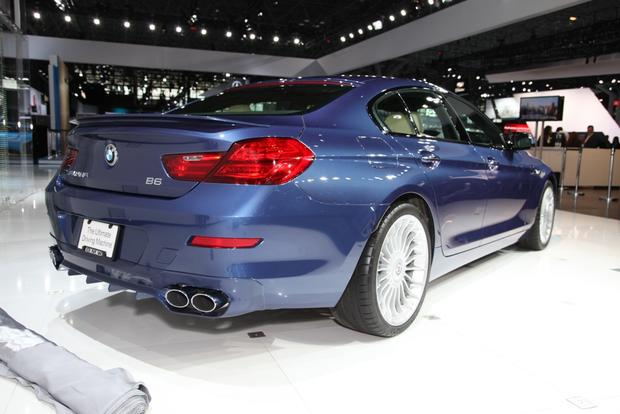 2015 BMW Alpina B6 Gran Coupe: New York Auto Show featured image large thumb1