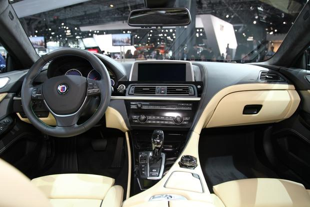 2015 BMW Alpina B6 Gran Coupe: New York Auto Show featured image large thumb6