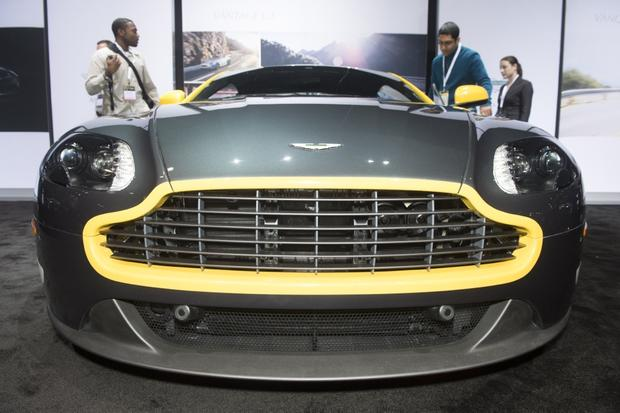 Aston Martin Special Editions: New York Auto Show featured image large thumb1