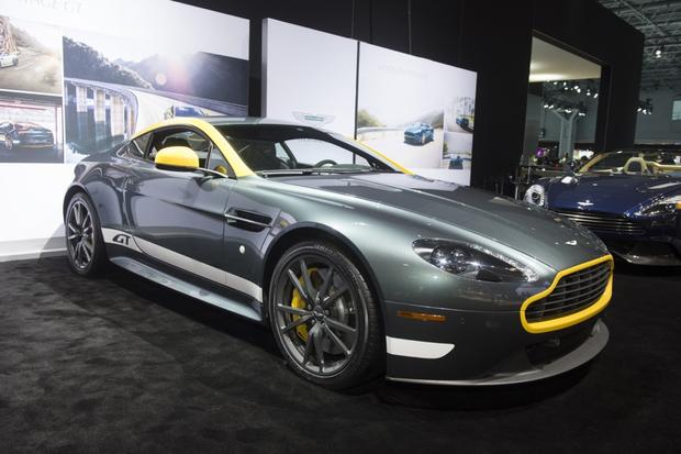 Aston Martin Special Editions: New York Auto Show featured image large thumb2