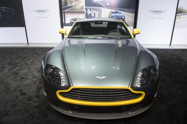 Aston Martin Special Editions: New York Auto Show featured image large thumb3