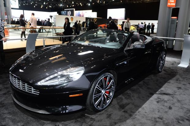 Aston Martin Special Editions: New York Auto Show featured image large thumb7