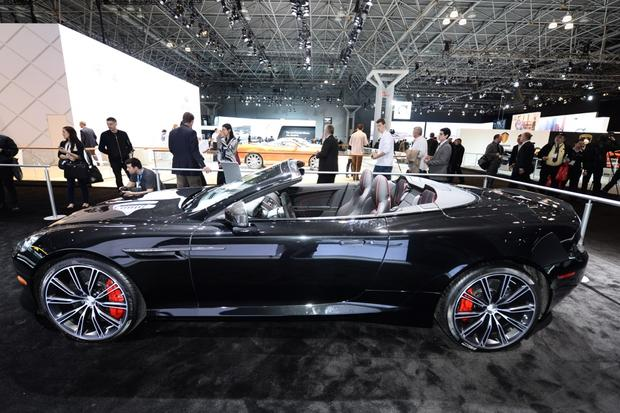 Aston Martin Special Editions: New York Auto Show featured image large thumb12