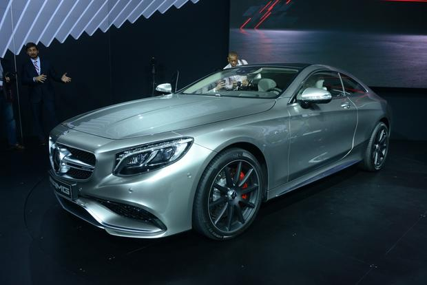2015 Mercedes-Benz S63 AMG Coupe: New York Auto Show featured image large thumb0