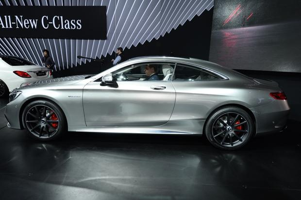 2015 Mercedes-Benz S63 AMG Coupe: New York Auto Show featured image large thumb1