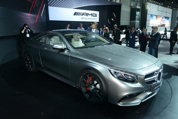 2015 Mercedes-Benz S63 AMG Coupe: New York Auto Show featured image large thumb2