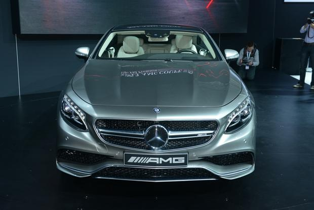 2015 Mercedes-Benz S63 AMG Coupe: New York Auto Show featured image large thumb3