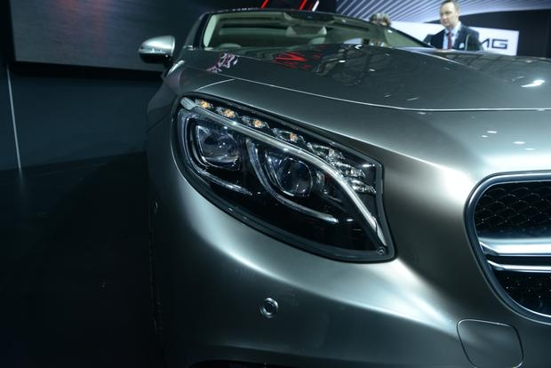 2015 Mercedes-Benz S63 AMG Coupe: New York Auto Show featured image large thumb4