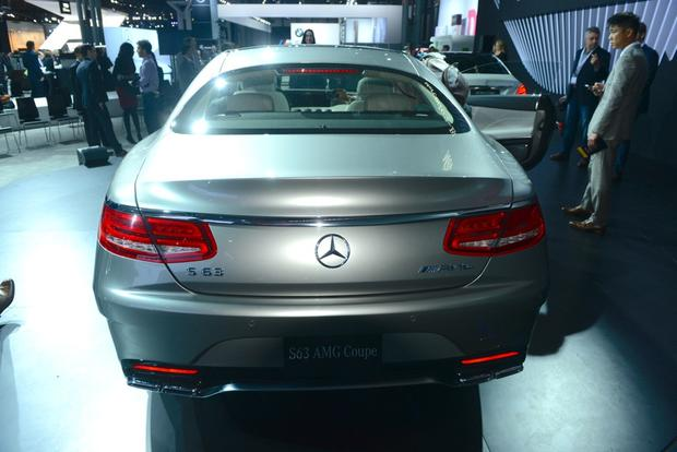 2015 Mercedes-Benz S63 AMG Coupe: New York Auto Show featured image large thumb5