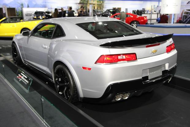 2014 Chevrolet Camaro Z/28: New York Auto Show featured image large thumb0