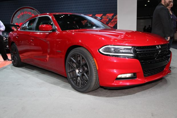 2015 Dodge Charger: New York Auto Show featured image large thumb0
