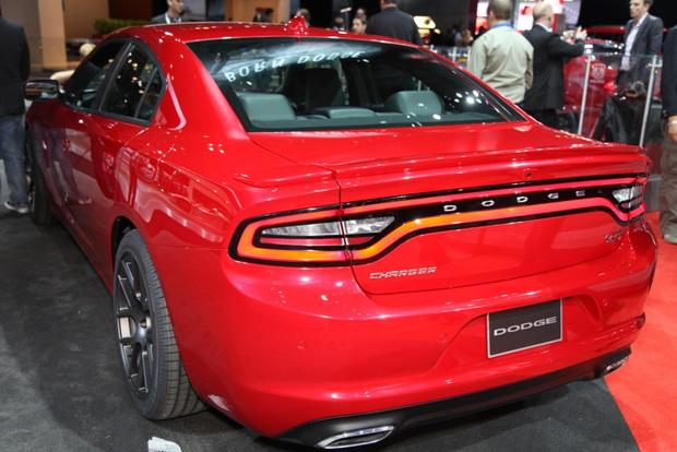2015 Dodge Charger: New York Auto Show featured image large thumb1