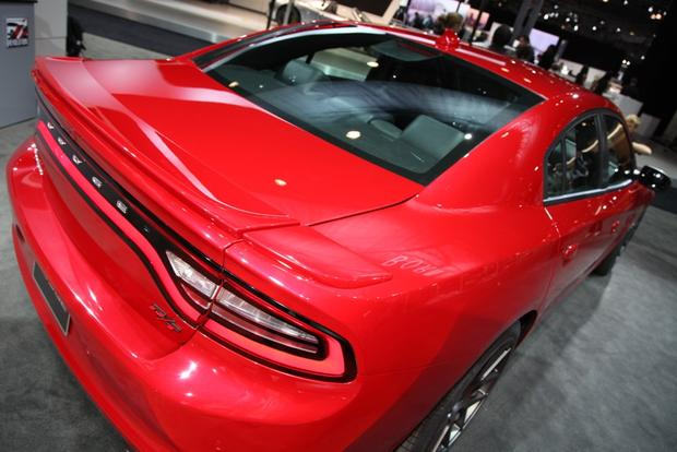 2015 Dodge Charger: New York Auto Show featured image large thumb2