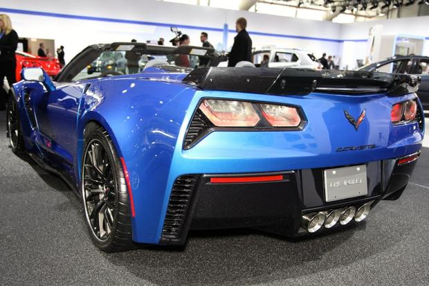 2015 Chevrolet Corvette Z06 Convertible: New York Auto Show featured image large thumb0