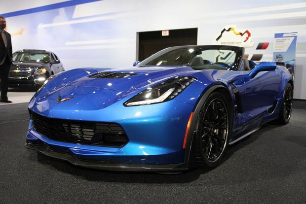 2015 Chevrolet Corvette Z06 Convertible: New York Auto Show featured image large thumb1