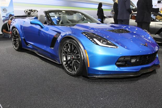 2015 Chevrolet Corvette Z06 Convertible: New York Auto Show featured image large thumb2