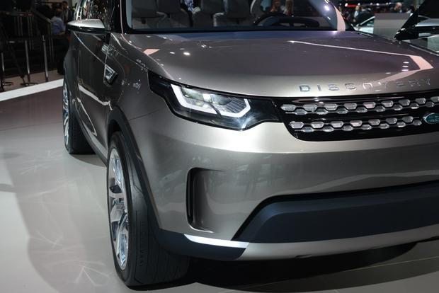 Land Rover Discovery Vision Concept: New York Auto Show featured image large thumb0