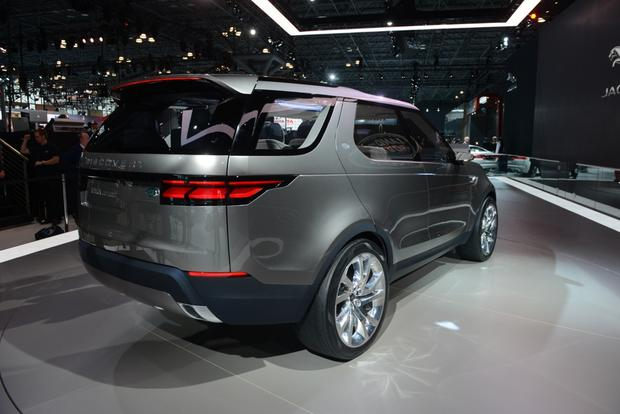 Land Rover Discovery Vision Concept: New York Auto Show featured image large thumb1