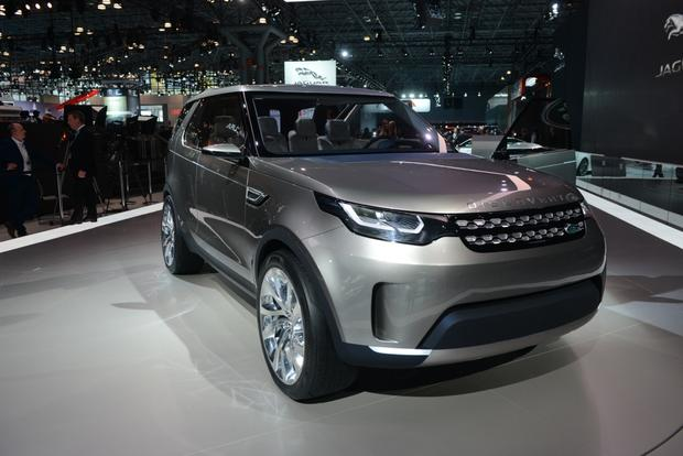 Land Rover Discovery Vision Concept: New York Auto Show featured image large thumb2