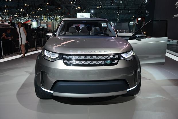 Land Rover Discovery Vision Concept: New York Auto Show featured image large thumb4