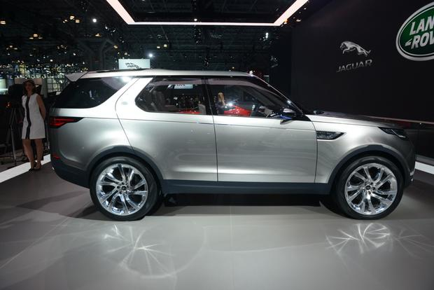 Land Rover Discovery Vision Concept: New York Auto Show featured image large thumb5