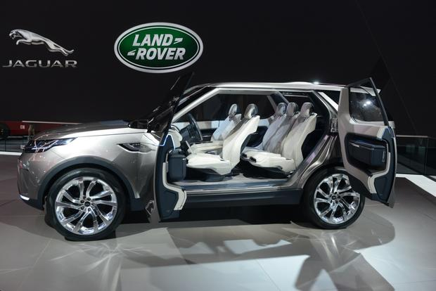 Land Rover Discovery Vision Concept: New York Auto Show featured image large thumb6