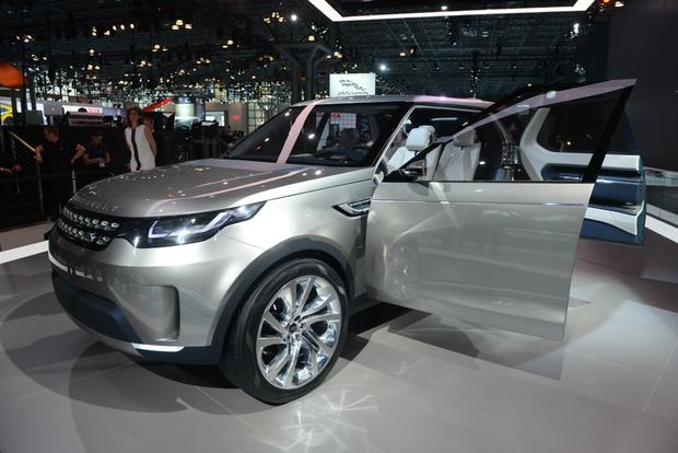 Land Rover Discovery Vision Concept: New York Auto Show featured image large thumb8