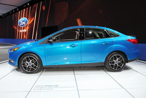 2015 Ford Focus: New York Auto Show featured image large thumb0