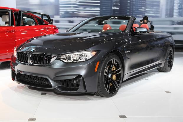 2015 bmw m4 convertible and 4 series gran coupe new york auto show autotrader