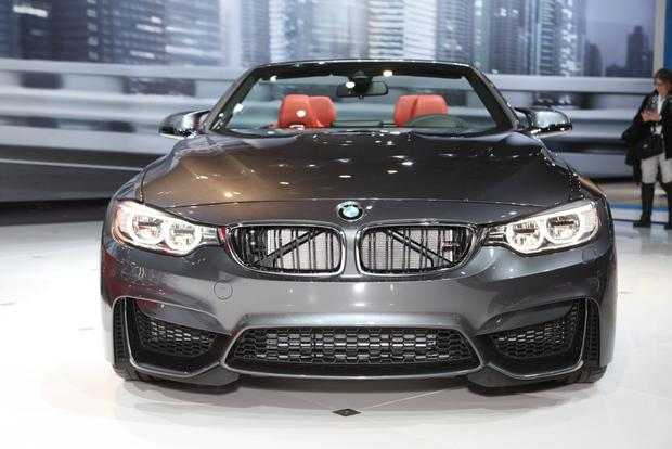 2015 BMW M4 Convertible and 4 Series Gran Coupe: New York Auto Show featured image large thumb1