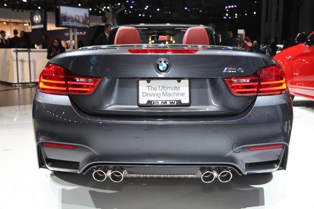 2015 BMW M4 Convertible and 4 Series Gran Coupe: New York Auto Show featured image large thumb2