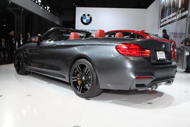 2015 BMW M4 Convertible and 4 Series Gran Coupe: New York Auto Show featured image large thumb4