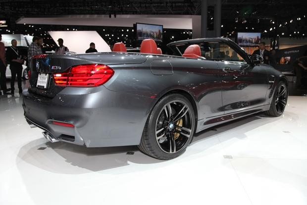 2015 BMW M4 Convertible and 4 Series Gran Coupe: New York Auto Show featured image large thumb5