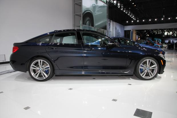 2015 BMW M4 Convertible and 4 Series Gran Coupe: New York Auto Show featured image large thumb9