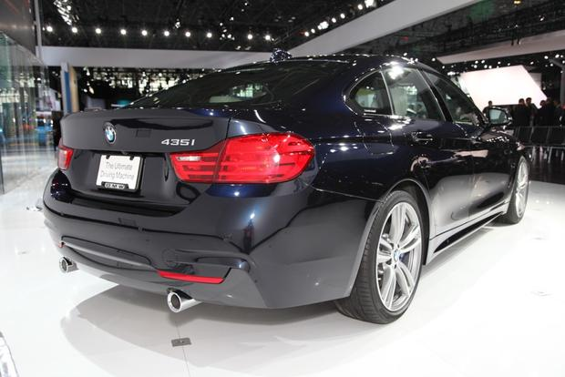 2015 BMW M4 Convertible and 4 Series Gran Coupe: New York Auto Show featured image large thumb10